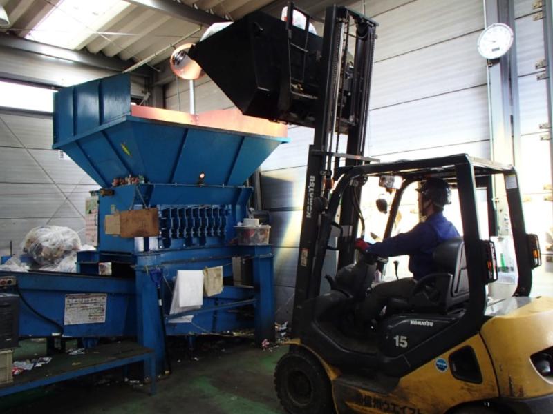資源プラスチック処理 信州ウェイスト 不用品 粗大ゴミ 引き取り 回収 片付け 上伊那、南信、長野県、上伊那郡、伊那市、諏訪市